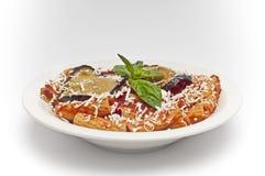 Teigwaren mit Tomate Lizenzfreie Stockbilder