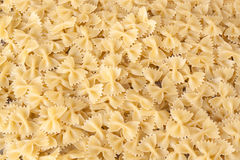 Teigwarenprodukthintergrundbeschaffenheit Stockfoto