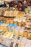 Teigwarensystem Stockbilder