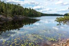 Teijo National Park Stockbild
