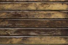 Teil alte Holztüren Stockbilder