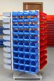 Teil-Behälter Stockbilder