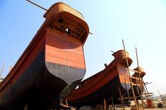Teil Boote Stockbilder