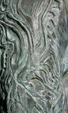 Teil der Bronzestatue Lizenzfreie Stockfotos
