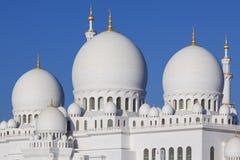 Teil der großartigen Moschee Stockfoto