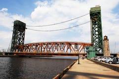 Teil der Hubbrücke Lizenzfreies Stockfoto