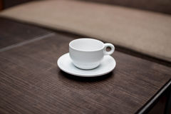 Teil der Kaffeestube Stockfotos