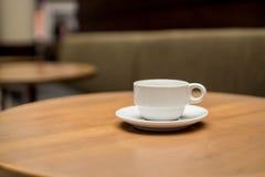 Teil der Kaffeestube Stockfoto