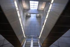 Teil der Metrostation stockfoto