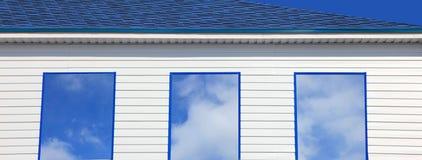Teil des Hauses Lizenzfreies Stockbild