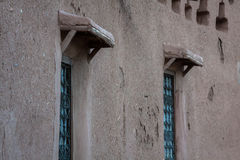 Teil des Schlosses von Ait Benhaddou, eine verstärkte Stadt, das forme Stockfotos