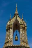 Teil des Tempels Schlafens Buddha Lizenzfreie Stockfotos