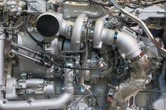 Teil des Verbrennungsmotors Lizenzfreies Stockbild