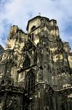 Teil Kathedrale der Str.-Stephens, Wien Lizenzfreie Stockfotografie