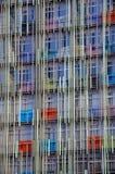 Teil modernes Gebäude Stockbild