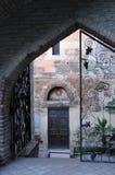 Teil von Anchiskhati-Basilika Stockfotos