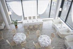 Teildienste an der Gaststätte Stockbild