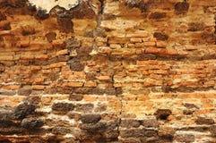 Teile alte Überreste in Thailand Lizenzfreies Stockbild