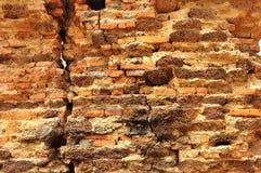 Teile alte Überreste in Thailand Stockbild