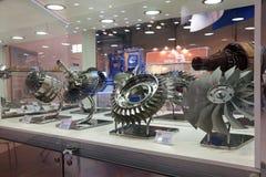 Teile Motoren stockfotos