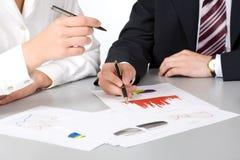Teilhaberhände lizenzfreie stockfotos