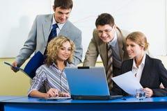 Teilhaberschaft Lizenzfreies Stockfoto