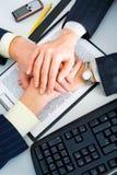 Teilhaberschaft im Geschäft Lizenzfreie Stockfotografie