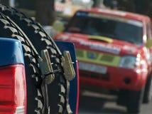 Teilnehmer-Auto Stockbilder