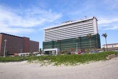 Teilweise wieder hergestelltes Addington-Krankenhaus in Durban Stockfoto