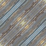 Teinte sans couture de gris bleu de fond de bureau en bois de la couleur Photo libre de droits