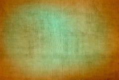 Teinte texturisée abstraite de vert de fond Photo libre de droits