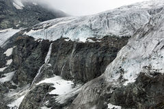 Teischnitz Glacier Royalty Free Stock Photography