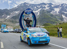 Teisseire Vehicle - Tour de France 2014 Stock Images