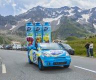 Teisseire Vehicle - Tour de France 2014 Stock Photography