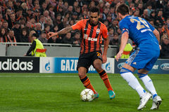Teixeira against Terry Stock Photography