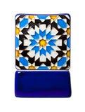 Teja de Goanese Azulejos Imágenes de archivo libres de regalías