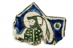 Teja de Seljuk, Turquía Imagen de archivo