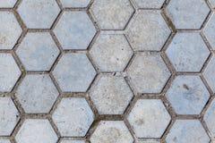 Teja del pavimento de la célula Foto de archivo