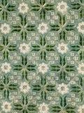 Teja floral hermosa Imágenes de archivo libres de regalías