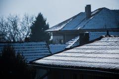 tejado Imagen de archivo libre de regalías