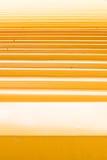 Tejado amarillo del brillo Imagenes de archivo