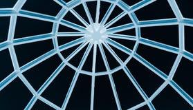 Tejado de cristal Imagen de archivo libre de regalías