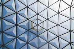 Invernadero de cristal casero imagen de archivo imagen - Tejados de cristal ...