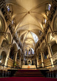 Tejado de la catedral de Cantorbery Fotos de archivo libres de regalías