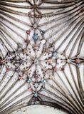 Tejado de la catedral de Cantorbery Imagenes de archivo