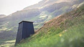 Tejado de la hierba Foto de archivo libre de regalías