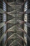 Tejado de la iglesia de HDR Fotografía de archivo libre de regalías