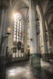 Tejado de la iglesia de HDR Imagen de archivo