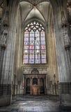 Tejado de la iglesia de HDR Fotos de archivo