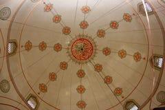 Tejado de la mezquita Fotos de archivo libres de regalías